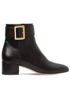 Bally 40mm Jay Leather Ankle Boots