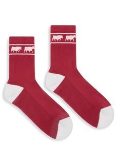 Bally Animal Socks