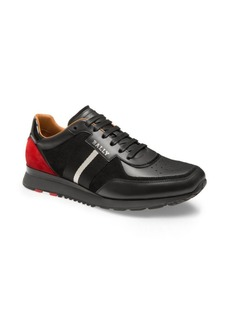 Bally Aston Leather Sneakers