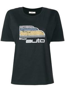 Bally auto print T-shirt