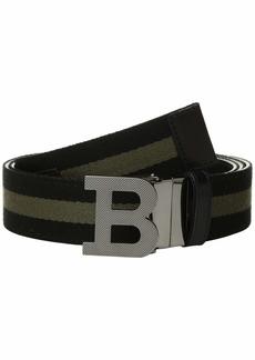 Bally B Buckle Fixed/Reversible Belt