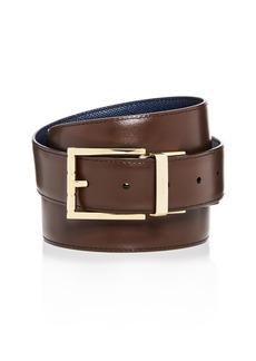 Bally Astor Leather Belt