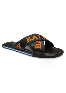 Bally Bonks Logo Slide Sandal (Men)