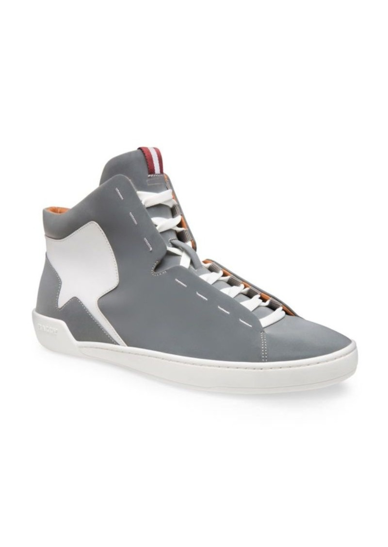 Bally Etius High-Top Sneakers