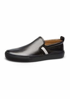 Bally Herald Leather Slip-On Sneaker