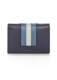 Bally Highpoint Leather Bifold Card Case