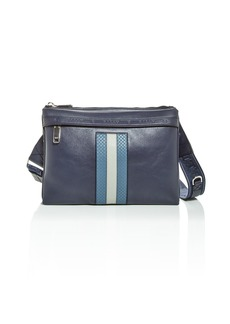 Bally Highpoint Leather Shoulder Bag