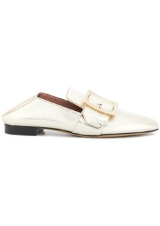 Bally Janelle loafers - Metallic