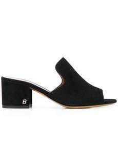 Bally Janisse open-toe mules - Black
