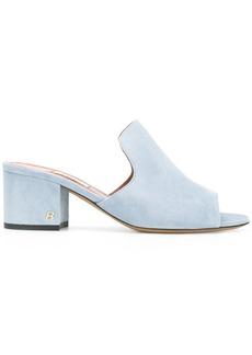Bally Janisse open-toe mules - Blue