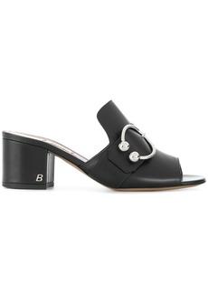 Bally Joria open-toe mules - Black