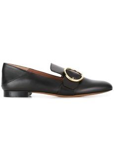 Bally Lottie leather loafers - Black