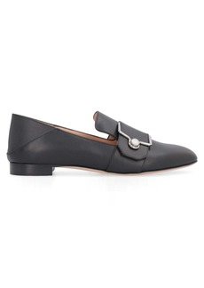 Bally Maelle Leather Loafers