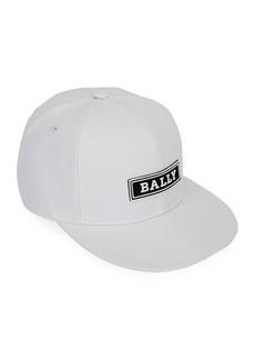 Bally Men's Logo-Patch Baseball Cap