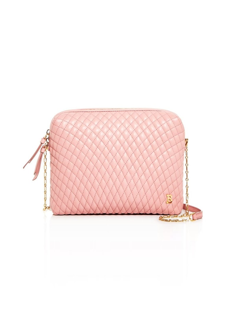 Bally Shelyn Quilted Leather Crossbody