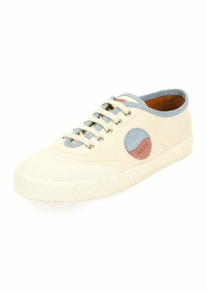 Bally Men's Silo Retro Low-Top Canvas Sneakers