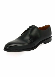 Bally Skamberg Derby Lace-Up Leather Oxford Shoe