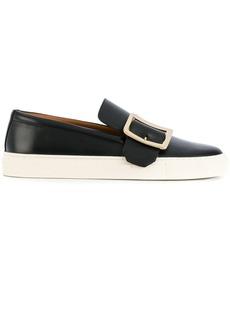 Bally slip-on buckle sneakers - Black