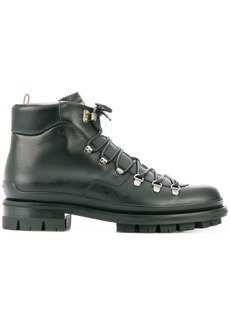 Bally x Swiss Champions boots