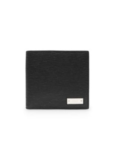 Bally Beisel Leather ID Coin Wallet