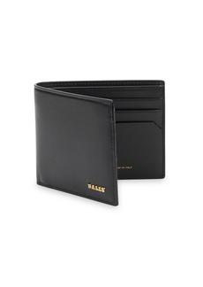 Bally Brasai Leather Wallet