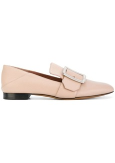 Bally buckle loafers