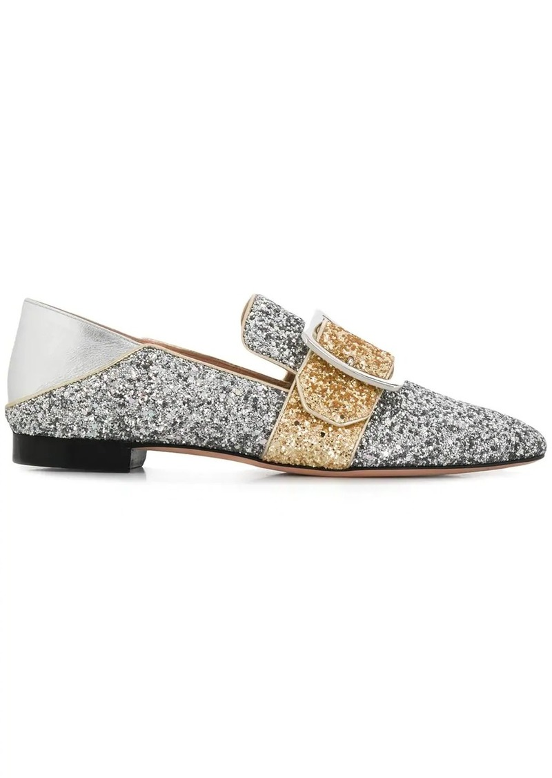 Bally buckled Janelle loafers