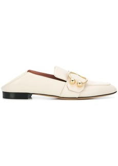 Bally buckled slip-on loafers