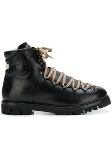 Bally Chack lace-up boots