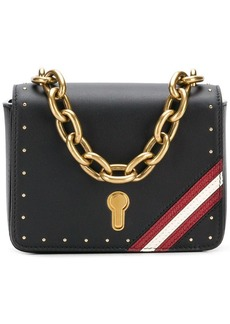 Bally chunky chain tote bag