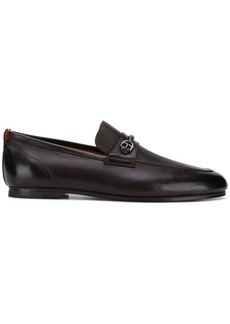 0b0a4771922d5 Bally Bally Barks Petrol Patent Leather Formal Loafer