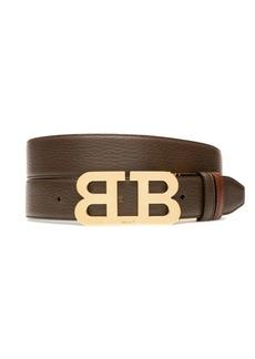 Bally Double-B Leather Belt