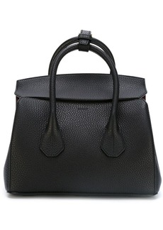 Bally double handle tote bag
