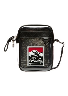Bally Elevate Eyot Transparent Crossbody Bag