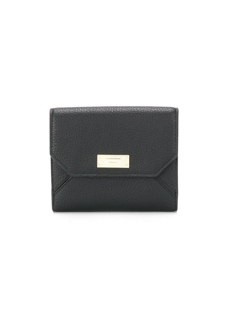 Bally envelope style wallet