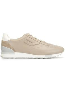 Bally flat low top sneakers