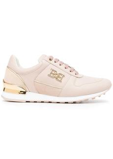 Bally Glenia B-Chain leather sneakers