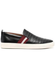 Bally Herald panelled slip-on sneakers
