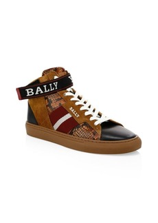 Bally Heros High-Top Sneakers