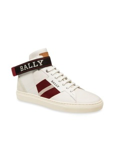 Bally Heros Leather Sneakers