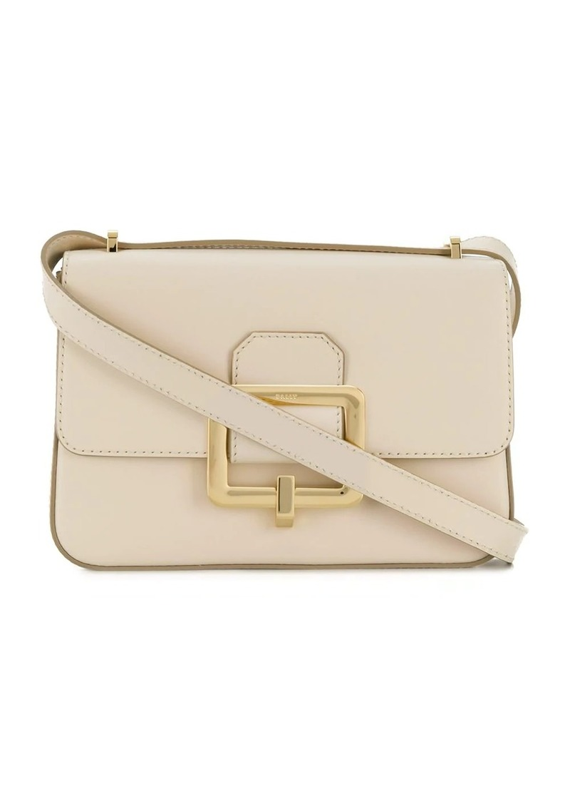 Bally Janelle buckle shoulder bag