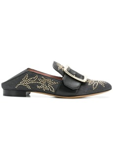 Bally Janelle denim loafers