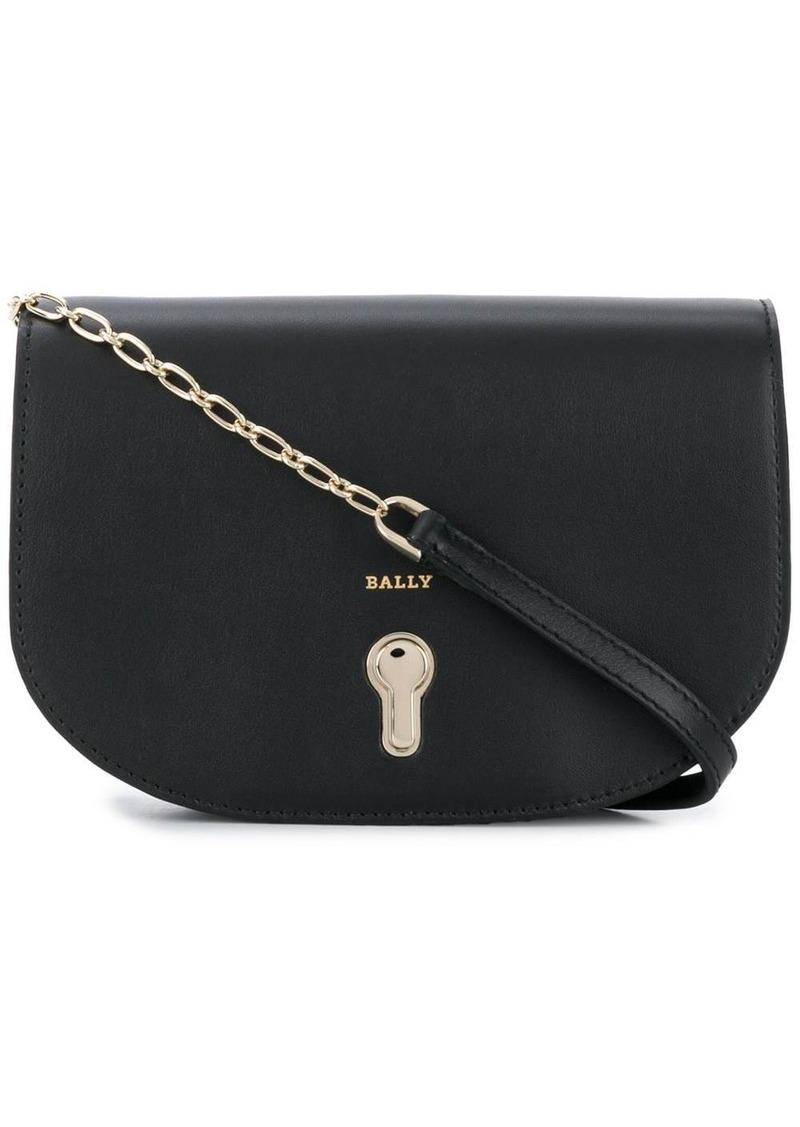 Bally keyhole mini bag