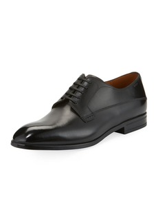 Bally Lantel Classic Leather Derby Shoe