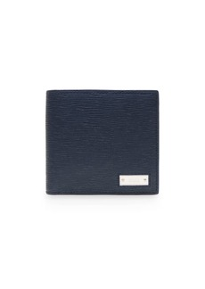 Bally Leather ID Coin Wallet