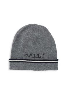 Bally Logo Beanie