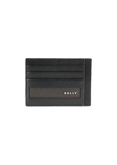 Bally Lortyn Leather Card Case
