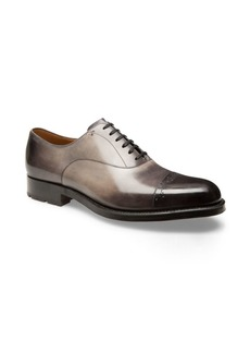 Bally Luthar Leather Dress Shoes