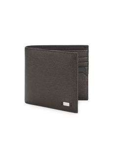 Bally Masai Bifold Leather Wallet