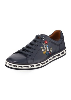Bally Men's Anistern 16 Leather Low-Top Sneakers